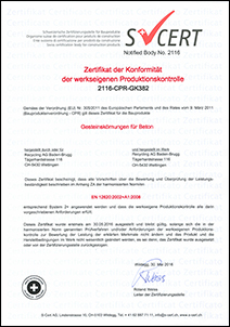 rbb-zertifikat